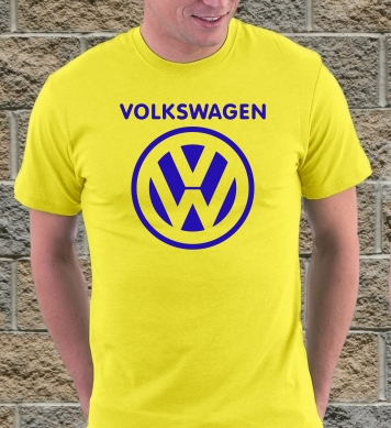 Volkswagen logo two
