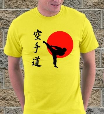 Karate man two