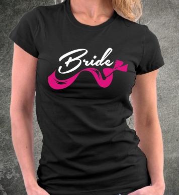 Bride ribbon art