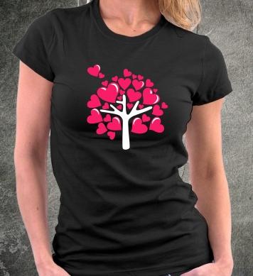 Влюбленное дерево