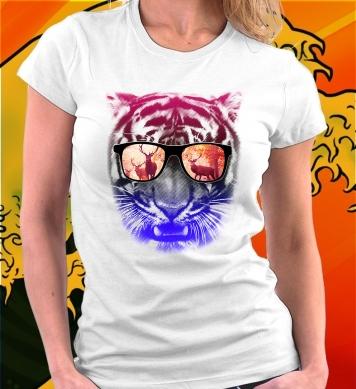 Классные очки для тигра