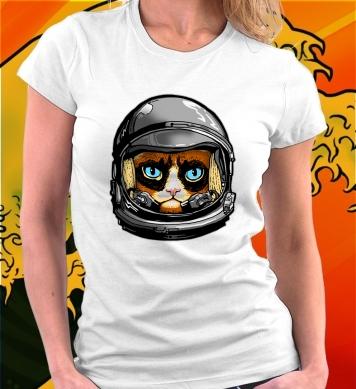 Угрюмый кот - космонавт
