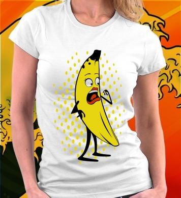 Банан девочка