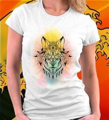 Индейский волк арт