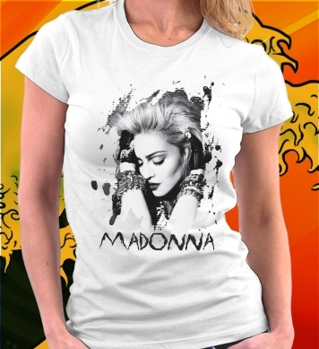 Madonna is religion