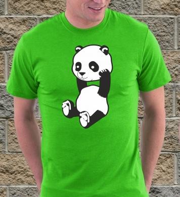 Панда без головы