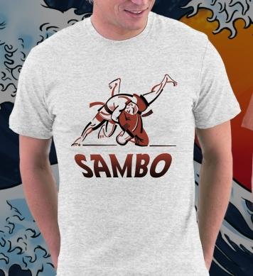 Самбо файт