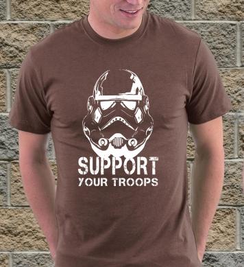 Поддержите свои войска
