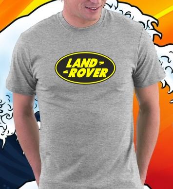 Лэнд Ровер logo