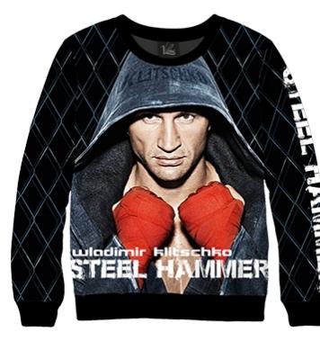 Свитшот Wl. Klitschko