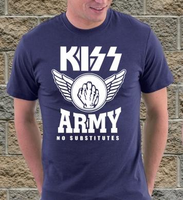 Фанат группы Kiss
