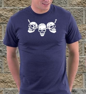 Many skulls