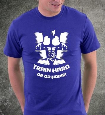 Train hard version 2