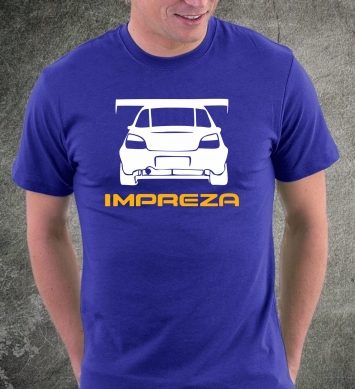 Subaru impreza car 1