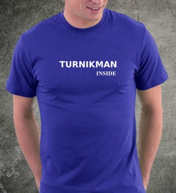 Turnikman inside