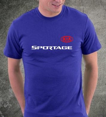 Киа Спортэйдж logo