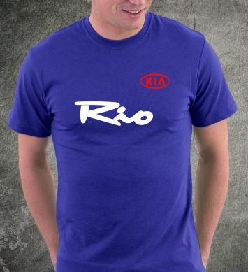 Киа Рио лого
