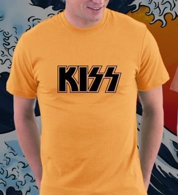 Кисс логотип