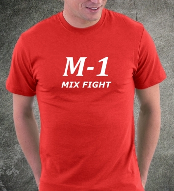 M-1 Mix fight