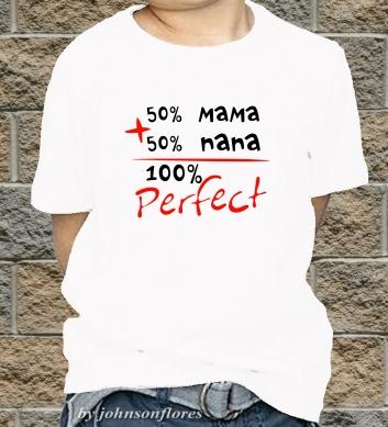 М + П = Ребенок 100% perfect
