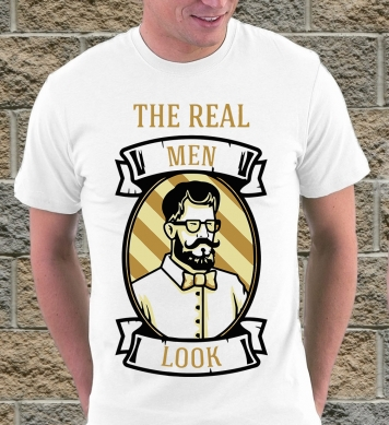 The real men look