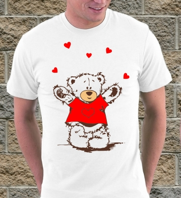 Teddy Bear (муж)