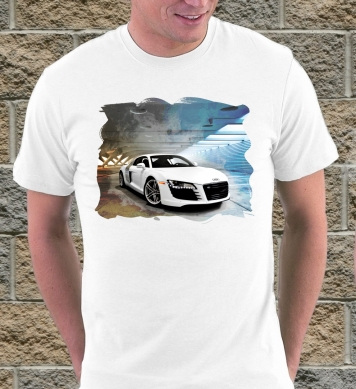 Brand new Audi 2