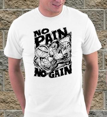 No pain art