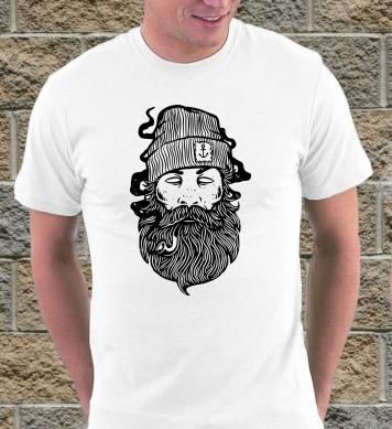 Моряк в шапке