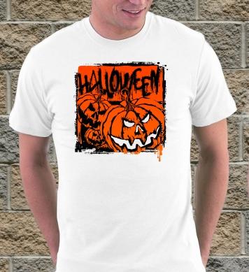 Злые хэллоуинские тыквы