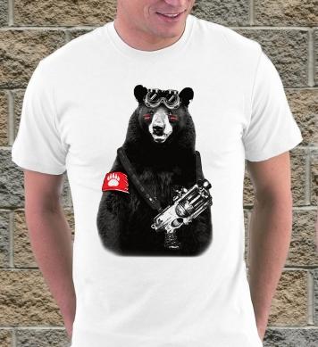 Медведь военнослужащий