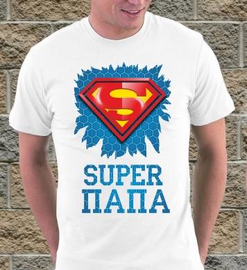 Суперпапа супергерой