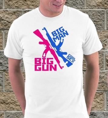 Big gun Big men
