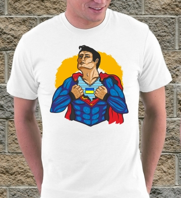 Украинский супермэн