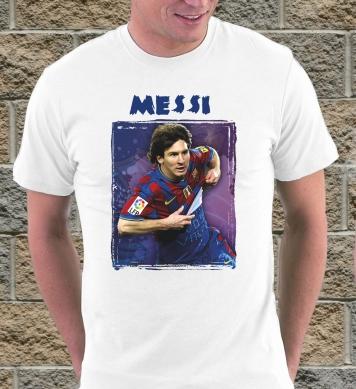 Lionel Messi football hero