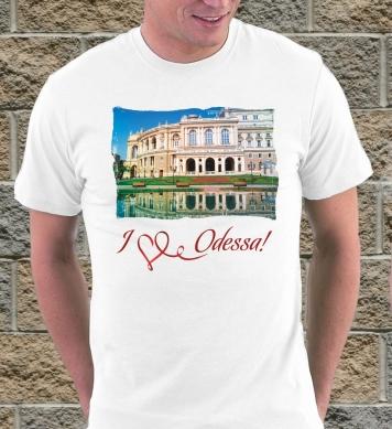 Love Odessa city