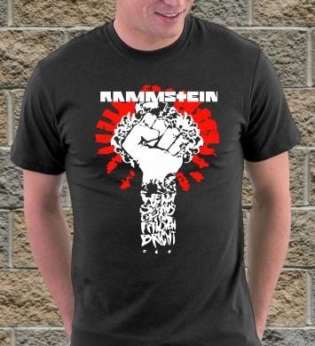Group Rammstein кулак