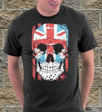 Английский флаг-маска