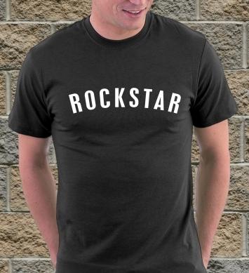 Rockstar надпись