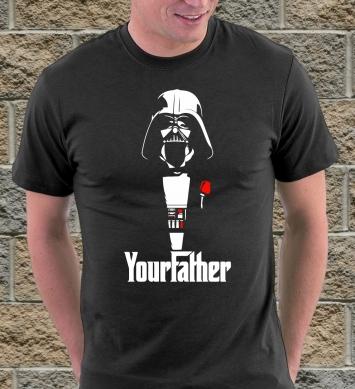 Твой отец Звездные войны