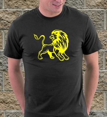 Разъяренный лев