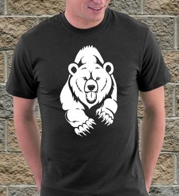 Медведь атакует