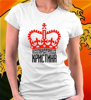 Кристинка корона