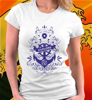 Sail anchor explore