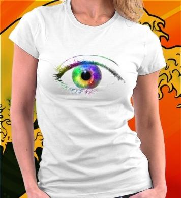 Разноцветный глаз