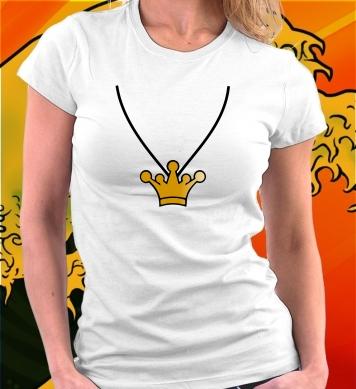 Кулончик с короной