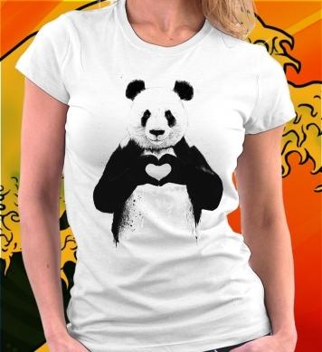 Панда с любовью