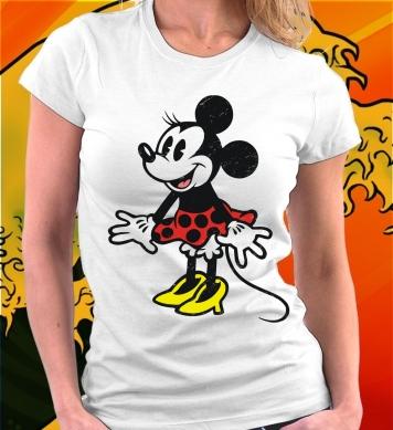 Мышка Минни