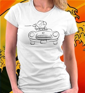 Любовь в автомобиле (женская)
