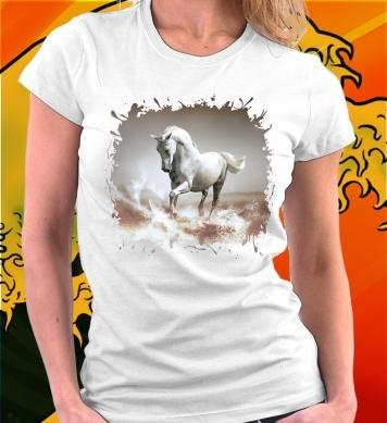 Лошадь color